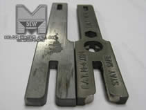 Waterjet Cut for Combat Application Tools - M4 M16 Cleaning Tool